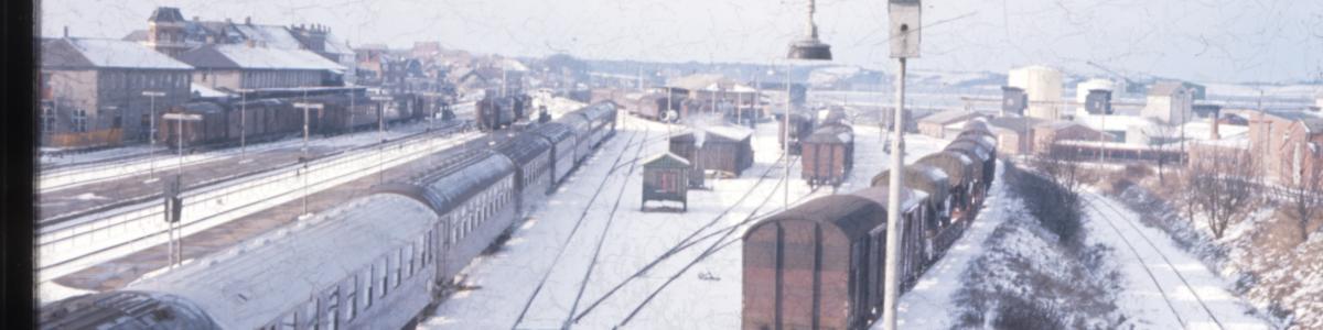 Struer station 1970