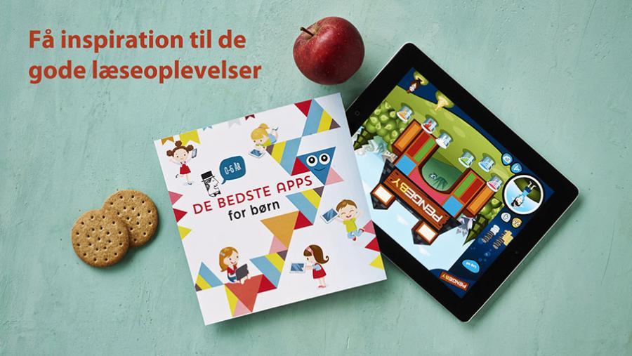 Bedste apps for børn